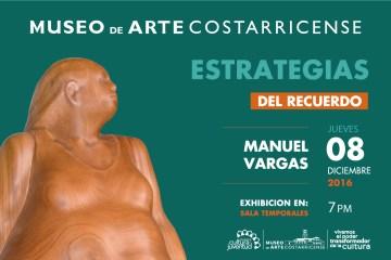 Estrategias del Recuerdo Manuel Vargas