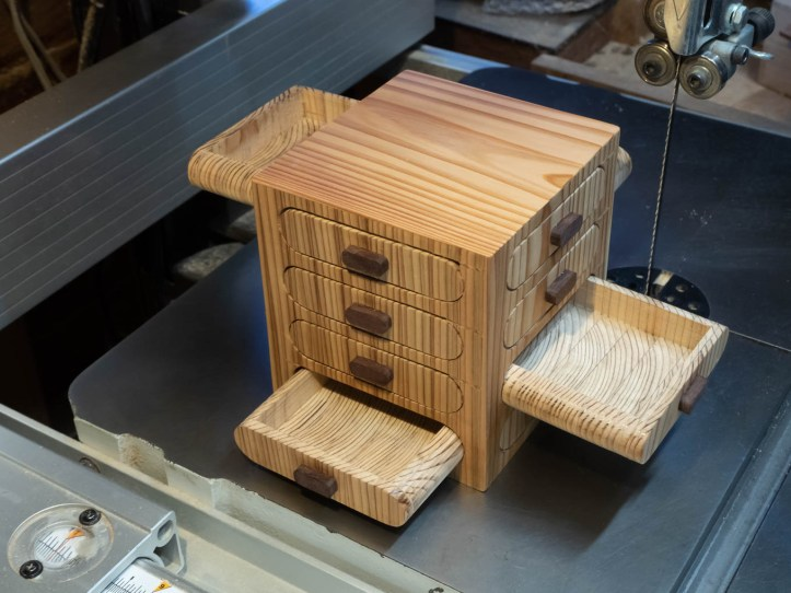 bandsaw box The Junction