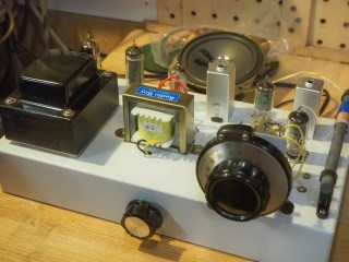 vacuum tube radio