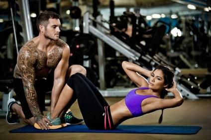 Dominic Le Toullec gym