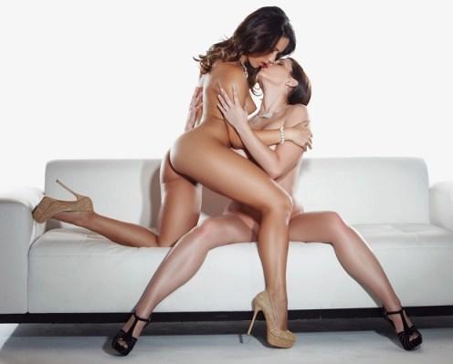 Carlotta Champagne & Kimberly Kisselovich Diosas