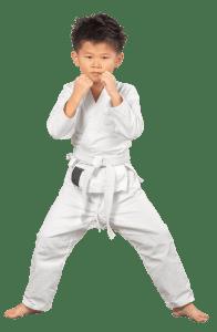 Kinder im Dojo Musashi
