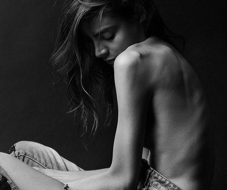 Marion Villalard By Gauhar Masgutova
