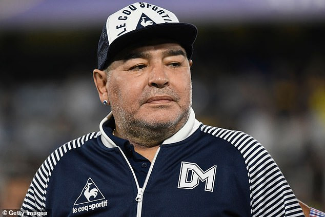 Update: Football legend, Diego Maradona fell and hit his head before he died and was then left alone ?without help? for 3 days, his nurse claims