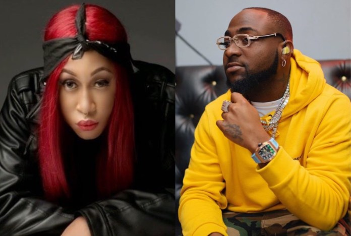 Davido didn?t pick his calls or reply his messages after asking me to reach out to him - Cynthia Morgan reveals (video)
