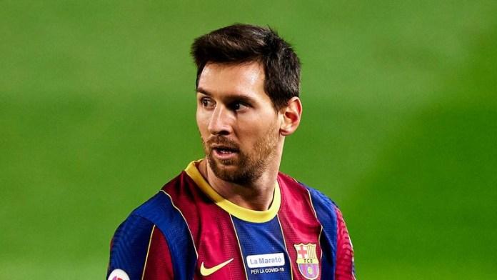 Lionel Messi says Barcelon exit saga affected his form at start of La Liga Season