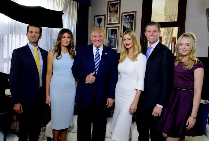 Trump reportedly planning to pardon himself and his family members in the final days of his White House