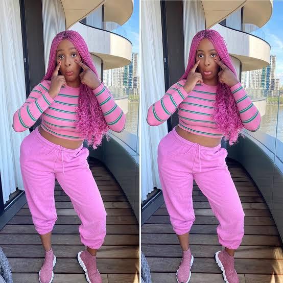DJ Cuppy responds to fashion critics who said she
