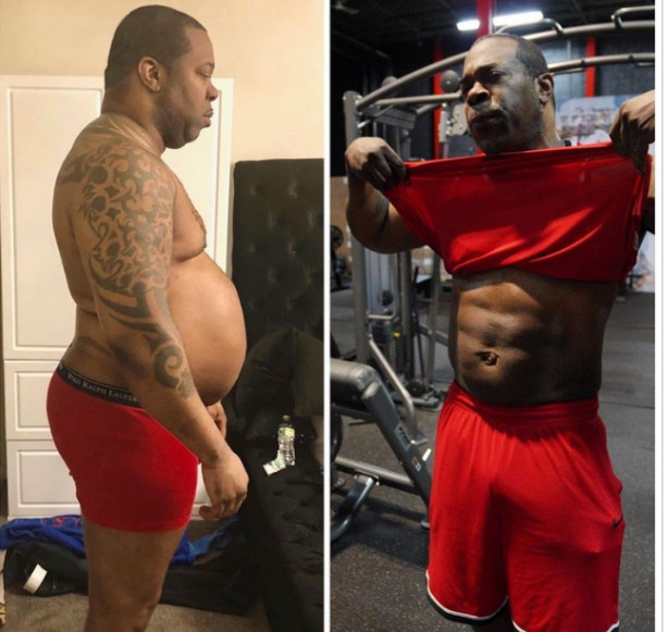 Busta Rhymes opens up about how he lost almost 100-pounds after having near death experience