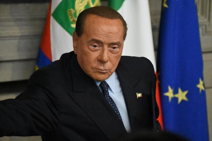 Italian Media tycoon and ex- Prime Minister, Silvio Berlusconi, 84, hosptalized after suffering