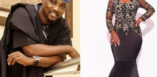 Fuji star, Pasuma celebrates his first daughter on her birthday (photos)