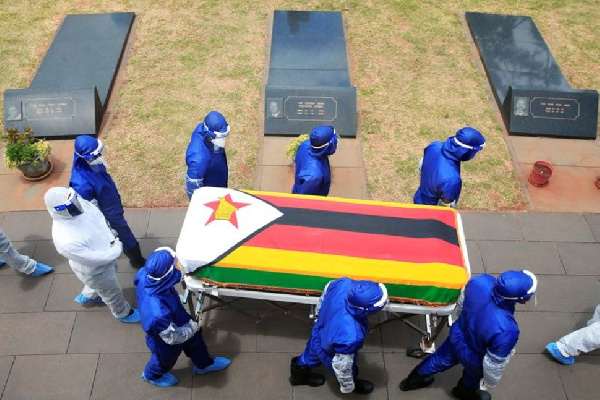 Zimbabwe's health system has been crumbling for years