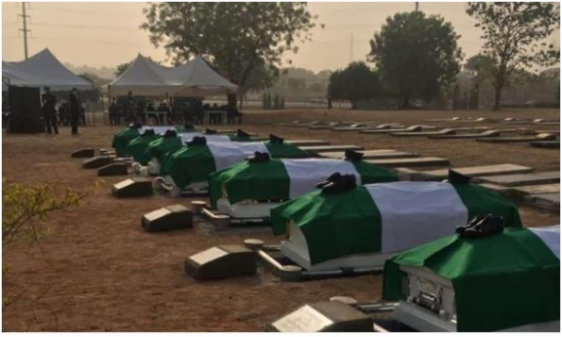 Victims of crashed NAF plane