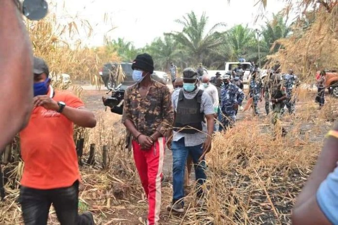 Kidnappers kill, bury woman in shallow grave after collecting N650,000 ransom from her children