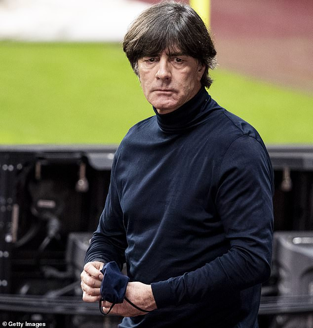 Joachim Low to step down as Germany manager after Euros, bringing an end to 15-year reign?