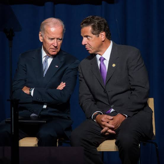Joe Biden declines to ask for New York Governor Andrew Cuomo