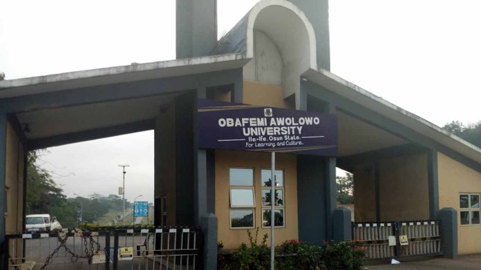 OAU staff commits suicide, leaves suicide note for his mother, wife and children