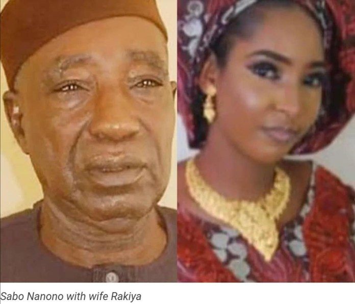 74-year-old Minister of Agriculture, Mohammed Sabo Nanono reportedly marries 18-year-old girl