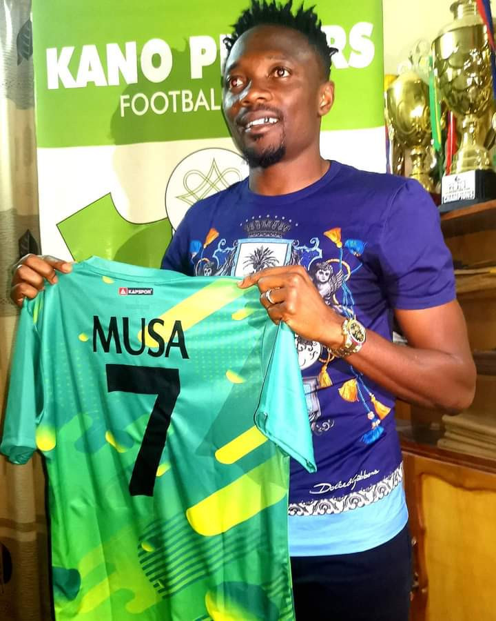 Ahmed Musa opt-out of Kano Pillars away games over unsafe roads