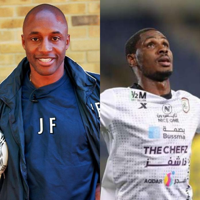 Bringing back Ighalo to Super Eagles could make Osimhen, Iheanacho, Onuachu depressed - John Fashanu advises Gernot Rohr