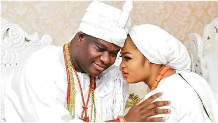ooni of ife and prophetess seyi naomi