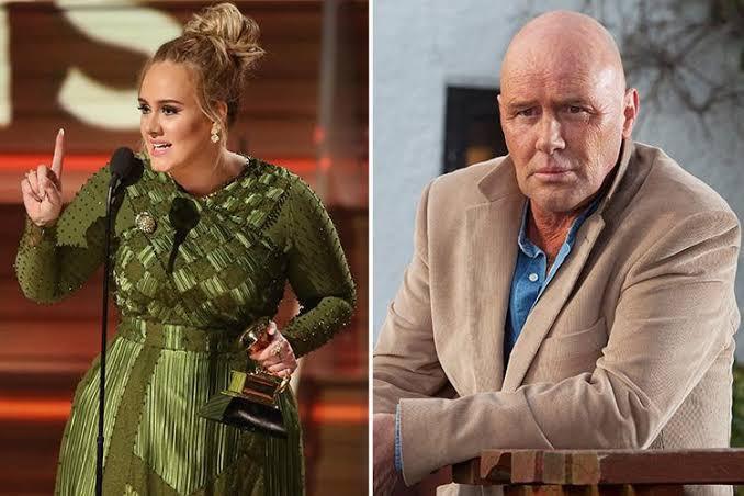 Adele?s estranged dad, Mark Evans dies aged 57 after battle with cancer