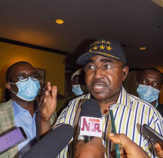 Why politicians, students, must undergo drug test - NDLEA boss, Buba Marwa
