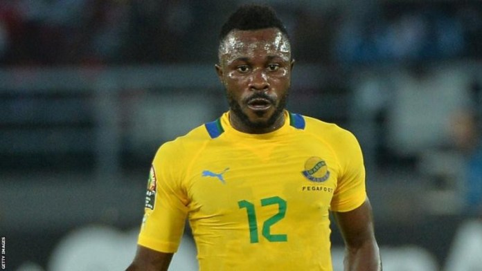 Fecofa to decide on further appeal against Gabonese footballer accused of claiming that he was born in 1990 while his mother allegedly died in 1986