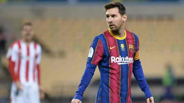 Messi vs Athletic