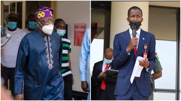 Why We Did Not Arrest Tinubu, EFCC Chairman Bawa Opens Up ▷ Nigeria news    Legit.ng