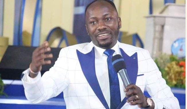 Pope Francis 'Aware of' Covid-19 Carnage In Italy -Apostle Suleman Reveals  | M-News Africa