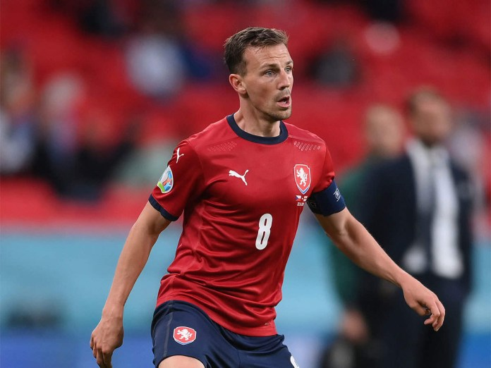 Czech Republic captain, Vladim?r Darida retires from international football after his country