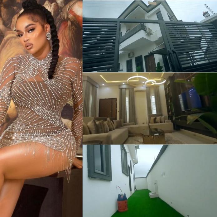 Actress Onyii Alex acquires luxury home (video)