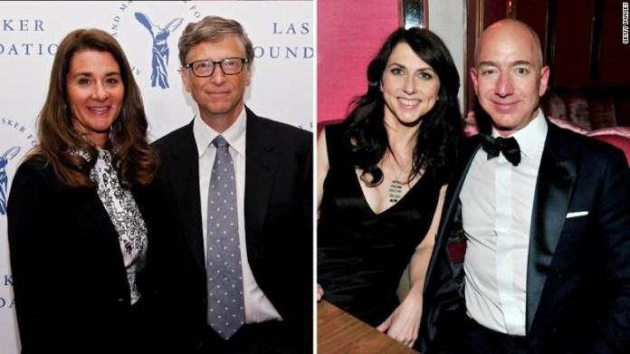 Melinda Gates and MacKenzie Scott team up to give  million to support women