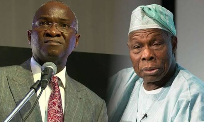 bn cash payment?to service foreign debt in 2005 was a wrong move ?Fashola