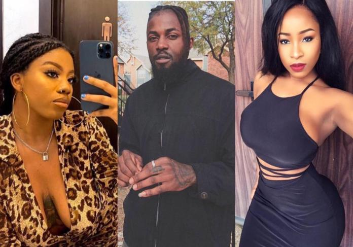BBNaija 2021: Jackie B exposes Angel feelings for Micheal, reveals they 'made love'