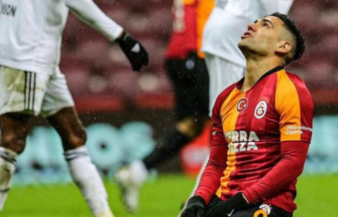 Radamel Falcao asked to leave Galatasaray as Turkish giants can no longer afford his salary