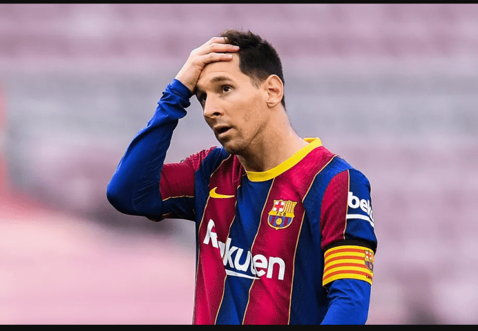 Lionel Messi is officially leaving Barcelona after changing his mind about renewing his contract?