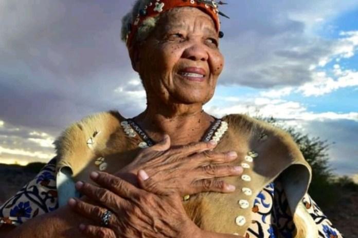 Chief Ouma Katrina Esau