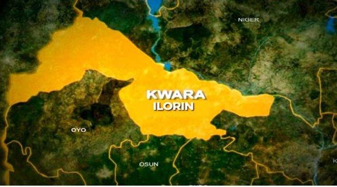 Map of Kwara State