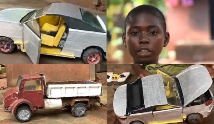 boy car