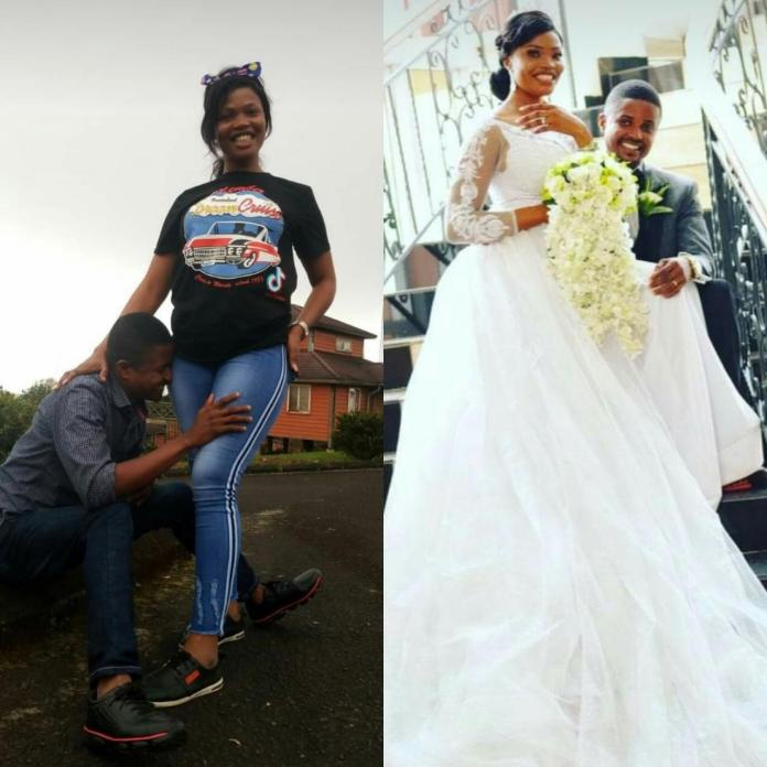 """""""JAMB lesson teacher turned hubby"""" Woman writes as she celebrates wedding anniversary with her former teacher"""