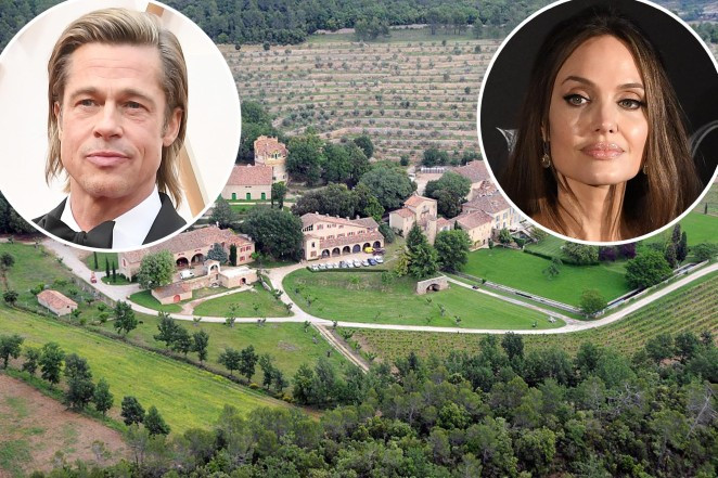 Angelina Jolie accused of