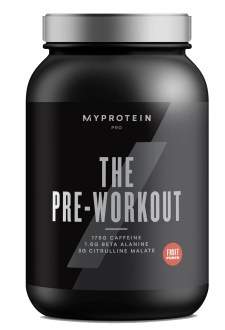 MyProtein product some of the best pre workout formulas. Ideal for those who want to energise their workout