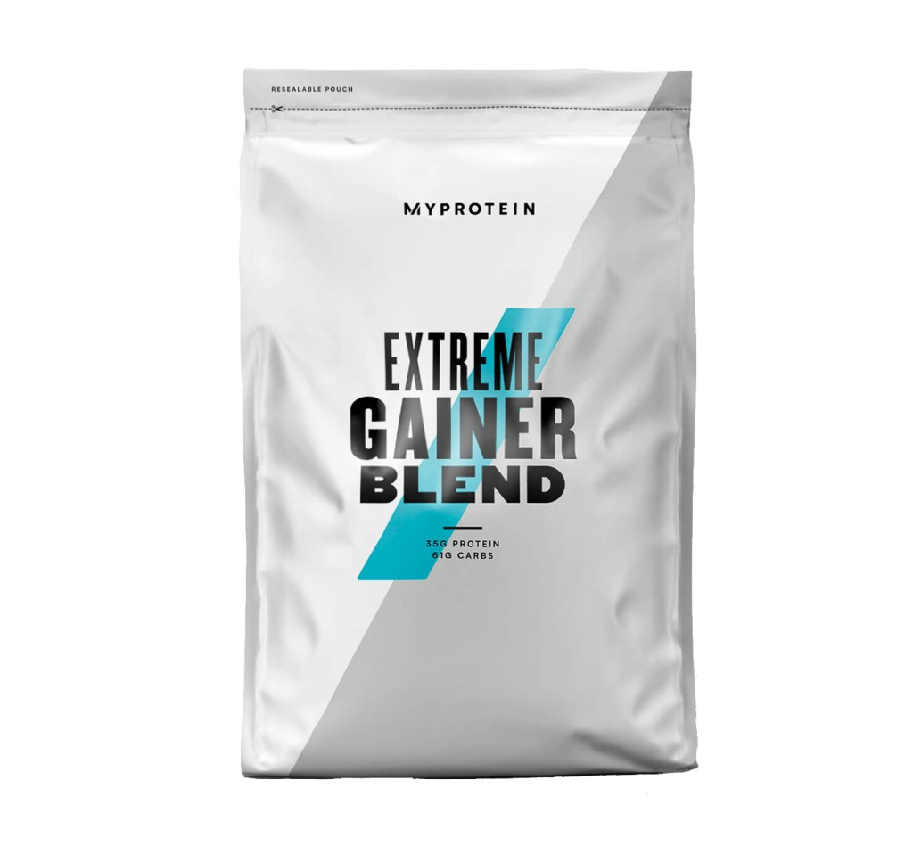 Extreme gainer blend is a great option and our favourite of the best mass gainers