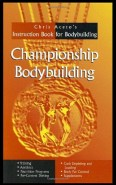 Championship Bodybuilding book