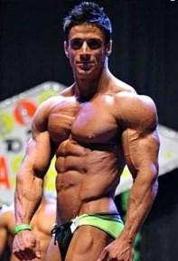 bodybuilder on trenbolone steroids
