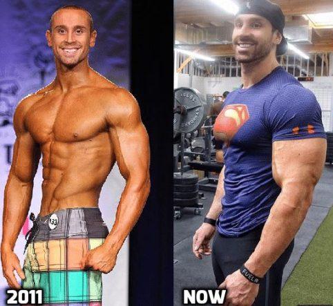 bradley martyn transformation