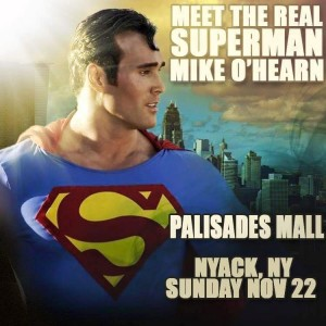 Mike o'hearn superman
