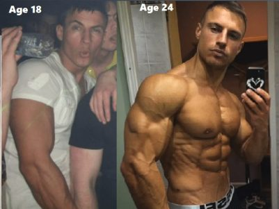 mike thurston transformation